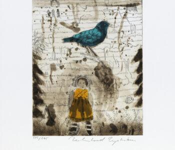 Helmtrud Nyström konstnär - konstverk 3 - Våga Se Konst