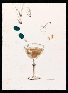 Lennart Aschenbrenner konstnär - konstverk 5 - Våga Se Konst