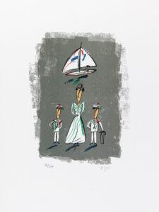Madeleine Pyk konstnär - konstverk 7 - Våga Se Konst