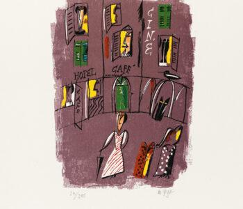 Madeleine Pyk konstnär - konstverk 8 - Våga Se Konst