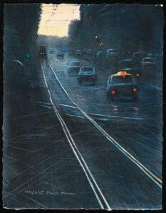 Mikael Kihlman konstnär - konstverk 4 - Våga Se Konst
