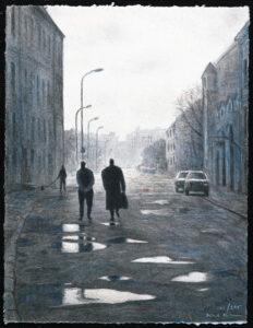 Mikael kihlman konstnär - konstverk 3 - Våga Se Konst
