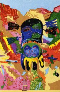 Roger Metto konstnär - konstverk 2 - Våga Se Konst