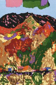 Roger Metto konstnär - konstverk 4 - Våga Se Konst