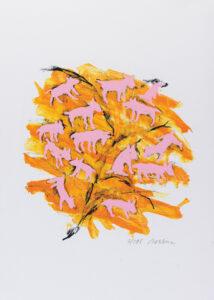 Susanne Nessim konstnär - konstverk 5 - Våga Se Konst