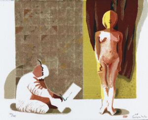Ulf Gripenholm konstnär - konstverk 10 - Våga Se Konst