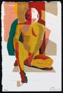 Ulf Gripenholm konstnär - konstverk 2 - Våga Se Konst