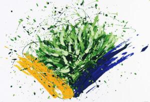 Giuseppe Scaiola konstnär - Konstverk 4 - Våga Se Konst