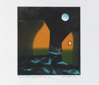 Helena Elfgren konstnär - konstverk 2 Sent om natten och jag kan inte sova - Våga Se KonstHelena Elfgren konstnär - konstverk 2 Sent om natten och jag kan inte sova - Våga Se Konst