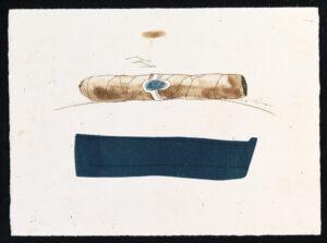 Lennart Aschenbrenner konstnär - konstverk 8 - Våga Se Konst