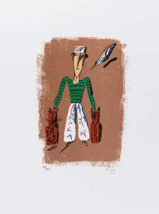 Madeleine Pyk konstnär - konstverk 5 - Våga Se Konst