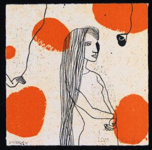 Marie Palmgren konstnär - konstverk 2 - Våga Se Konst