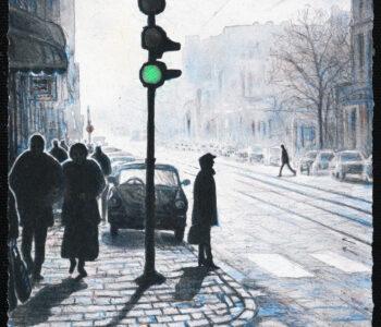 Mikael Kihlman konstnär - konstverk 1 - Våga Se Konst