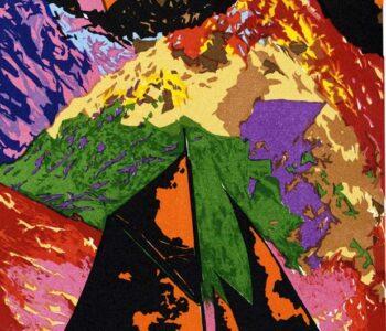 Roger Metto konstnär - konstverk 1 - Våga Se Konst