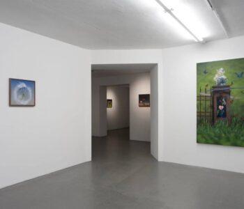 Tommy Sveningsson – Utställning 'Vacuum Emblems' på Galleri Thomassen, Göteborg.