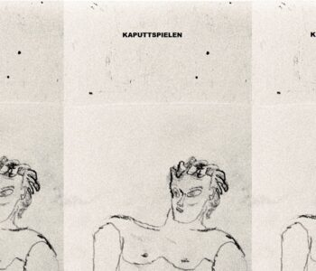Utställning KAPUTTSPIELEN - GROUPSHOW CURATED BY EKTA - Galleri Thomassen Göteborg, Våga Se - Konst